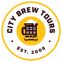 City Brew Tours logo