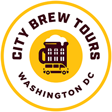 City Brew Tours DC logo