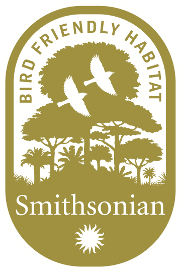 Bird Friendly Habitat logo