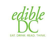 edible DC logo
