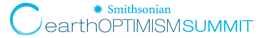 Smithsonian Earth Optimism Summit logo