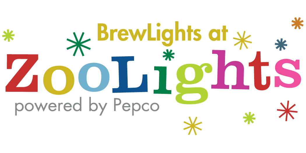 BrewLights at ZooLights logo