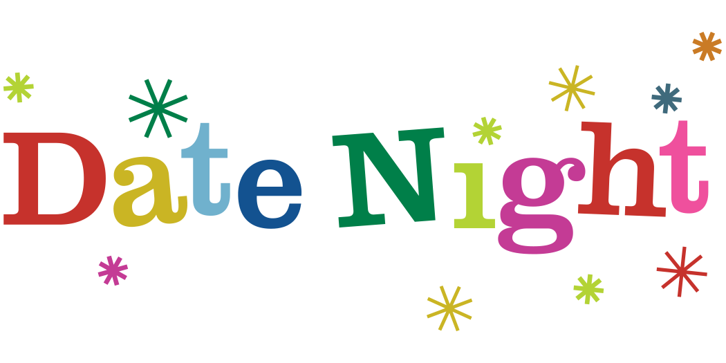 Date Night at ZooLights Logo