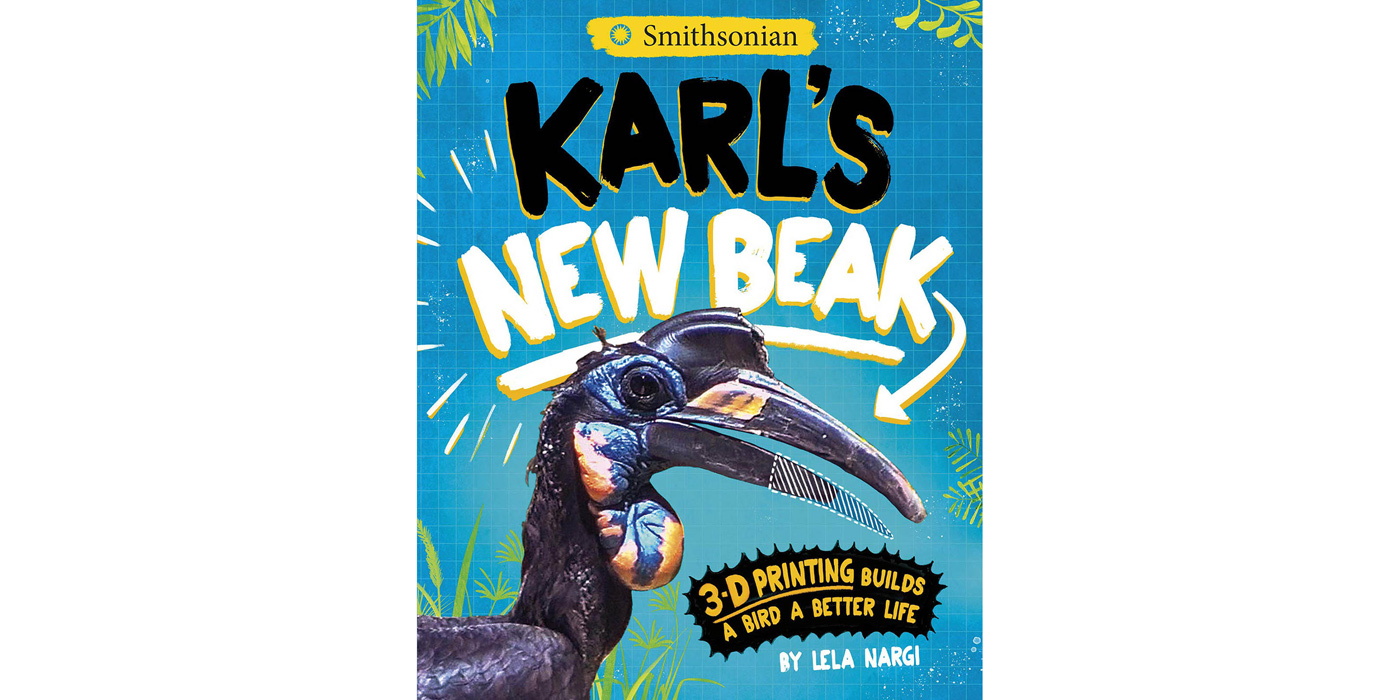 Karl's New Beak book cover