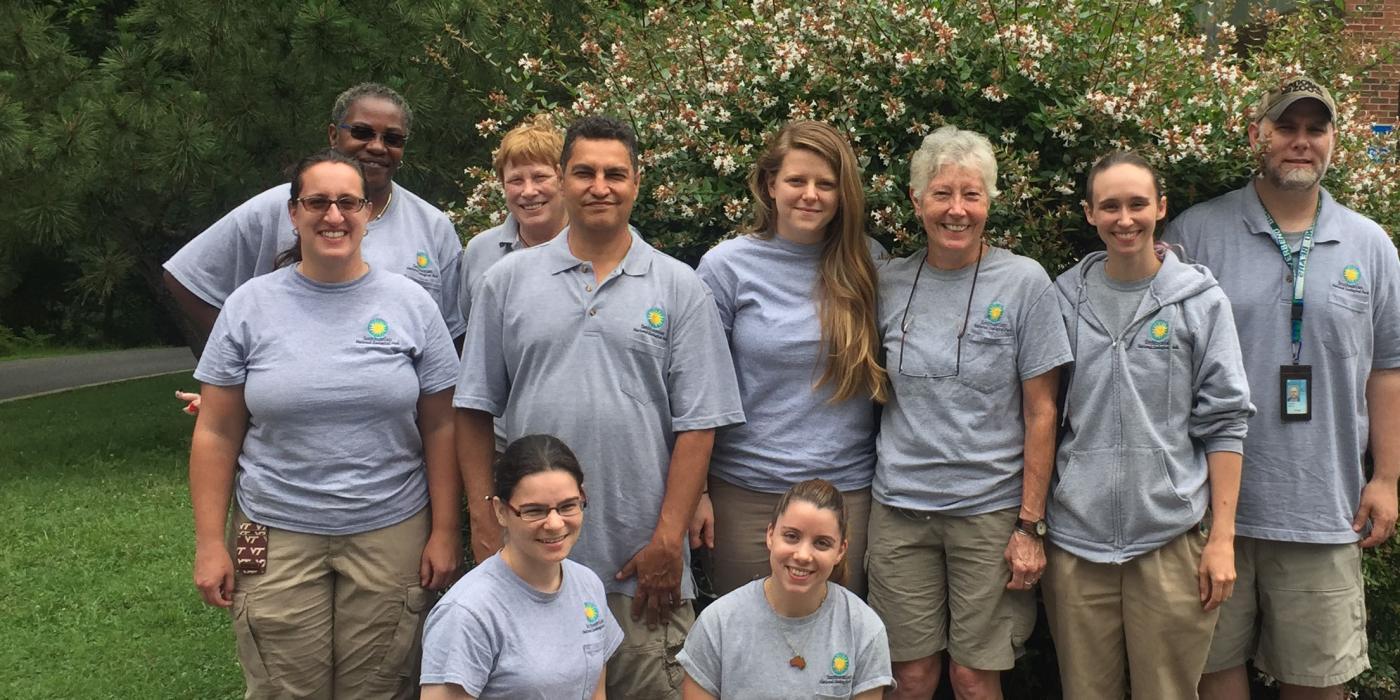 Bird House Team photo