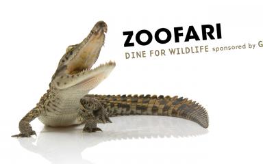 ZooFari event artwork