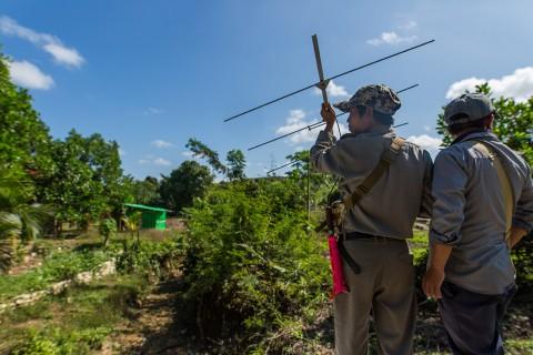 VHF beacons