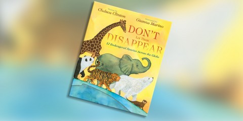 "An image of the book ""Don't Let them Disappear"""
