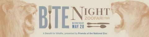 Bite Nite: ZooFari 2020 banner