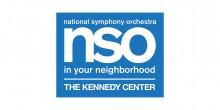 The National Symphony Orchestra's logo