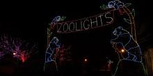 zoolights entrance