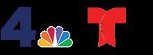 NBC4 Telemundo44 logo