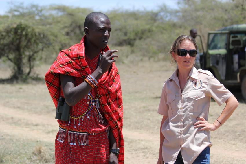 Kenya's Maasai Mara National Park