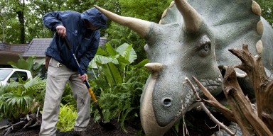 zoo gardener