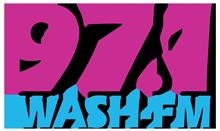 97.1 Wash FM logo